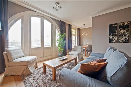 Leidseplein Luxury 2 - Image 1 - Amsterdam - rentals