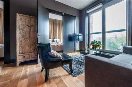City Park Apartment III - Image 1 - Amsterdam - rentals