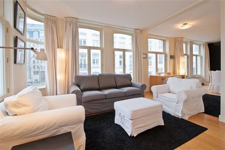 Dam Square Apartment 1 - Image 1 - Amsterdam - rentals