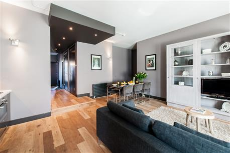 City Park Apartment V - Image 1 - Amsterdam - rentals