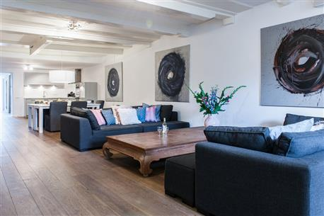 Captain Canal House 1 - Image 1 - Amsterdam - rentals