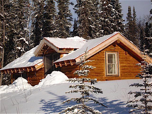 Cabin Lake Retreat:  Wilderness Cabins - Image 1 - Whitehorse - rentals