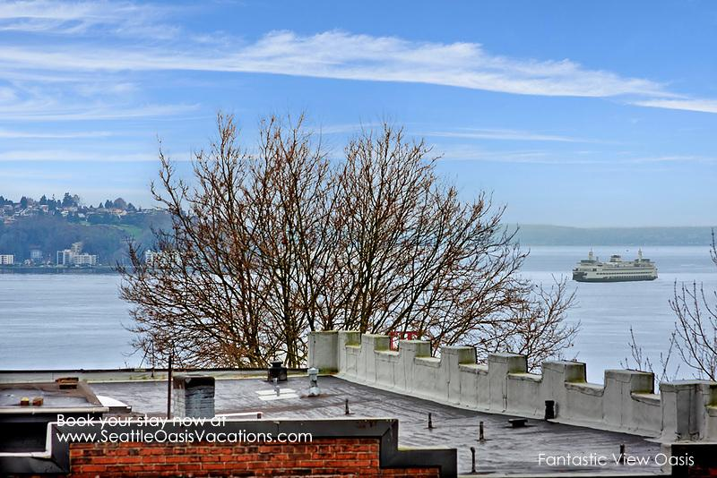 1 Bedroom Fantastic View Oasis-Book now for fall dates! - Image 1 - Seattle - rentals