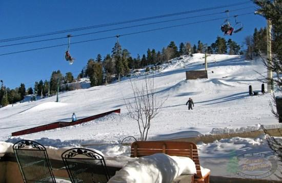Bear Ski In Ski Out - Big Bear Ski In Ski Out is perfectly located condo rental on slopes of Bear Mountain Ski Resort. - Big Bear Lake - rentals