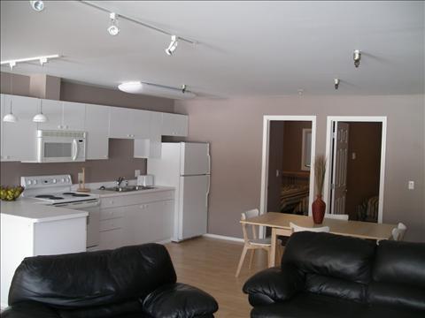 Living Room - Trierschield Bldg 22 - Sitka - rentals