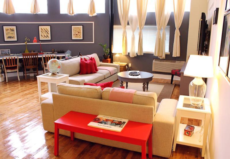 The Box House, 2 Bedroom Duplex Loft Suite - Image 1 - Brooklyn - rentals