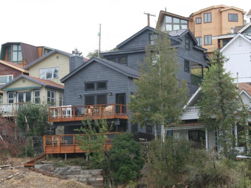 Park City Vacation Rental Home with panoramic views and luxury accomodation - Remodel w/panoramic views. Walk to Main St. - Park City - rentals
