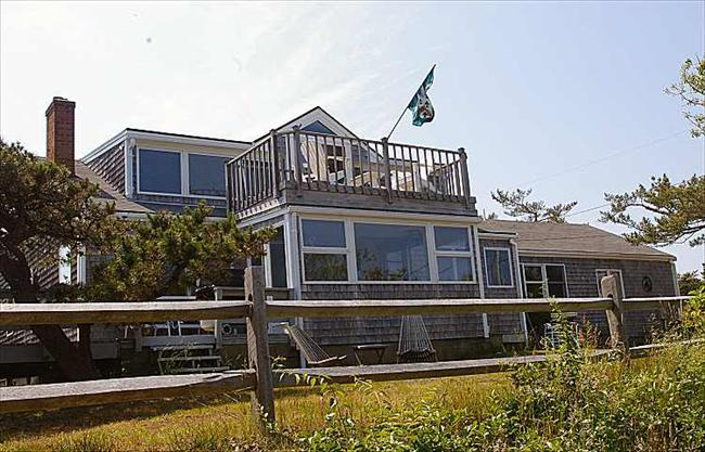 Carpe Diem - Carpe Diem 4-bedrooms, ocean views - Wellfleet - rentals