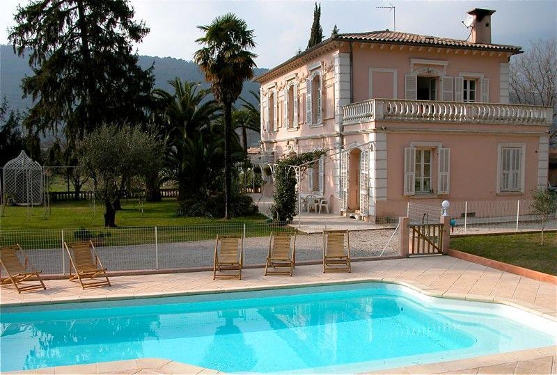 La Tour Manda - La Tour Manda, Nice Bed and Breakfast - 3 Bedroom - Nice - rentals