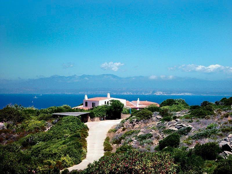 Villa on Sardinia with a Private Pool and Beautiful Views - Villa Santa Teresa - Image 1 - Santa Teresa di Gallura - rentals