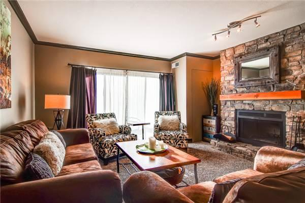 PARK STATION 241 (2 BR): Near Town Lift! - Image 1 - Park City - rentals