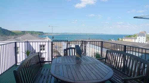 Holiday Home - Brecknock House, Tenby - Image 1 - Tenby - rentals