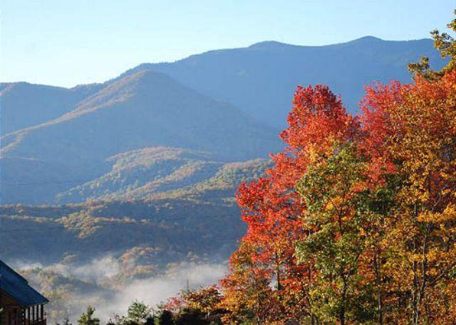 2 Bedroom Cabin Close to Downtown - Amazing Views - Image 1 - Gatlinburg - rentals