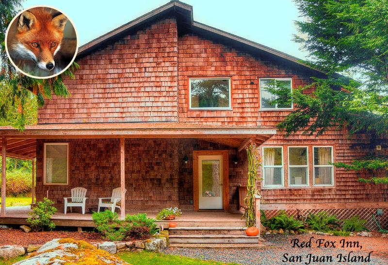 Enjoy the natural splendor of San Juan island from the comfort of a fully renovated home. - Enjoy the Beauty of the San Juan Islands - Friday Harbor - rentals