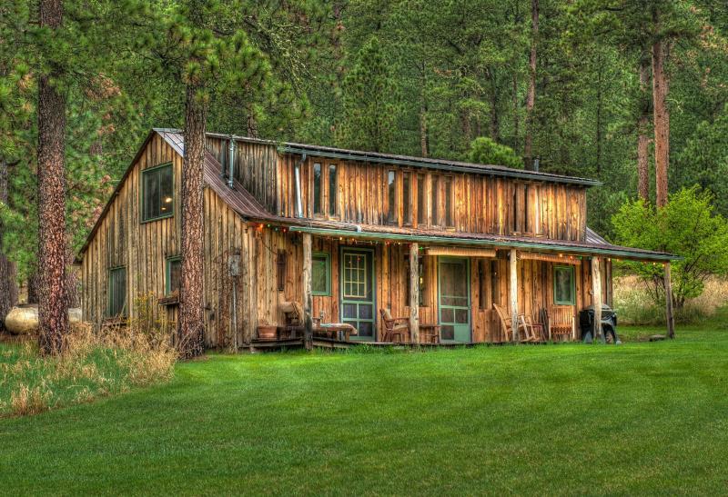Cabin in June - Cabin at Green Mountain - Deadwood - rentals
