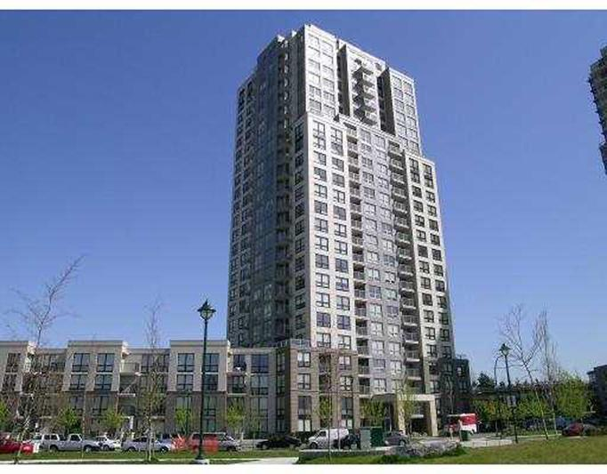 Exterior Concrete High Rise - Executive Furnished Suite - Vancouver - rentals