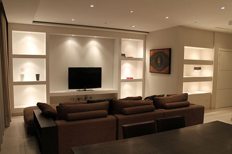 Living Area - Modern 3 Bedroom A/C Side Seawiew Apt FREE Wifi L4 - Sliema - rentals