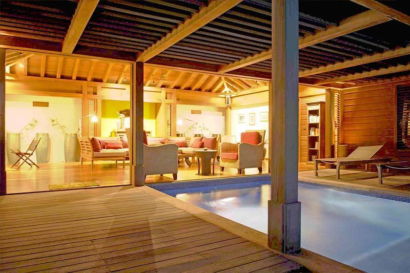 - Villa Samsara - AMA - Pointe Milou - rentals