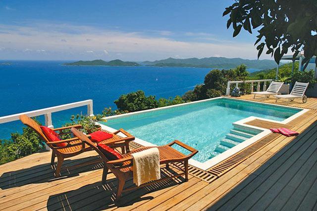 Toa Toa House, Sleeps 8 - Image 1 - Tortola - rentals
