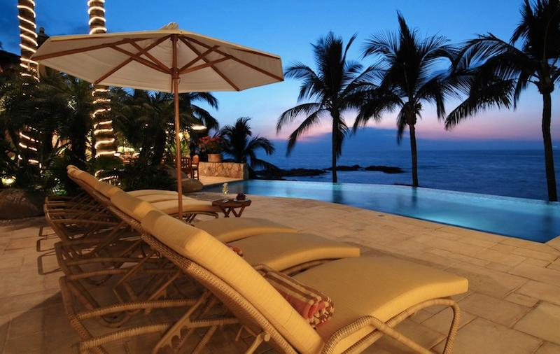 PVR - AMAP4  Beach front excellence, Mexican flair - Image 1 - Puerto Vallarta - rentals