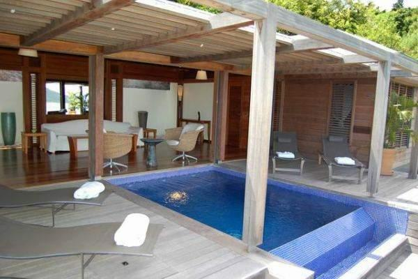 - Bali - St. Barts - Pointe Milou - rentals