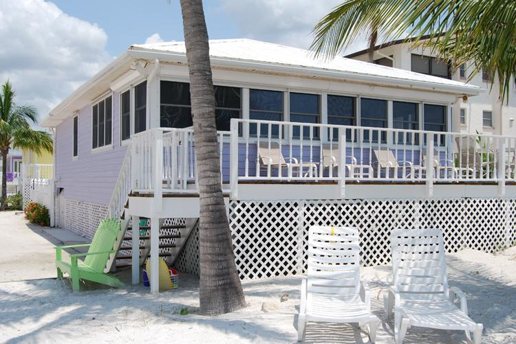 The Gulf Cottage - Cottages of Paradise Point - Gulf Cottage - Fort Myers Beach - rentals