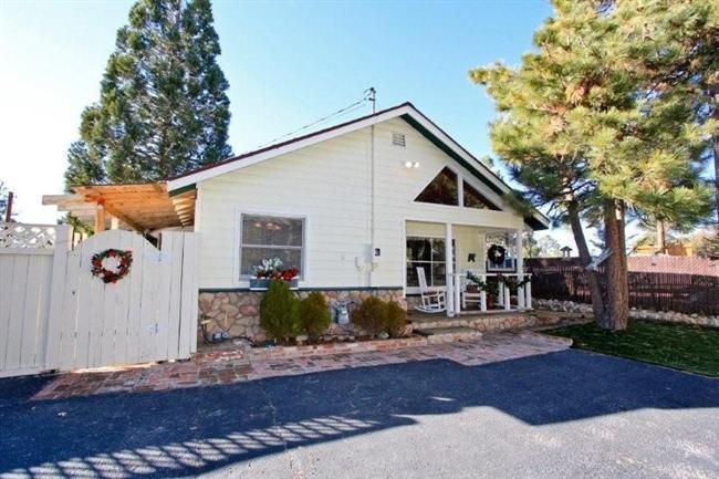 Vista Retreat - Image 1 - Big Bear Lake - rentals