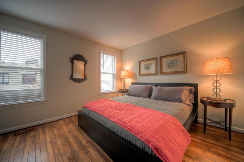 Georgetown Jewel Box with Garden sleeps 6-10 - Image 1 - Washington DC - rentals