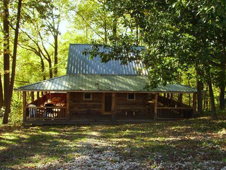 Old Hickory Cabin - Image 1 - Scio - rentals