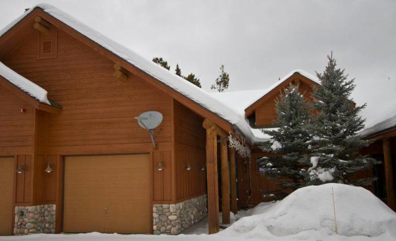Pines D2 - Image 1 - Big Sky - rentals