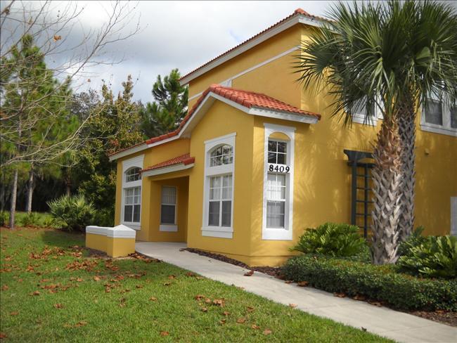 EI04CCL/8409- Chip & Dale's Den - Image 1 - Kissimmee - rentals