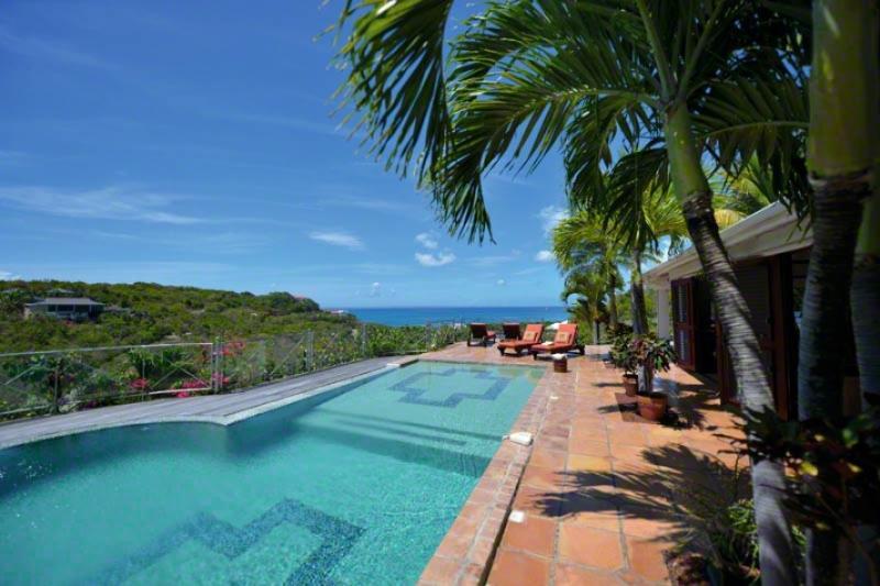 Azur Reve at Terres Basses, Saint Maarten - Ocean View, Short Drive To Beach, - Image 1 - Terres Basses - rentals