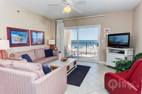 Legacy 203 - Image 1 - Gulf Shores - rentals