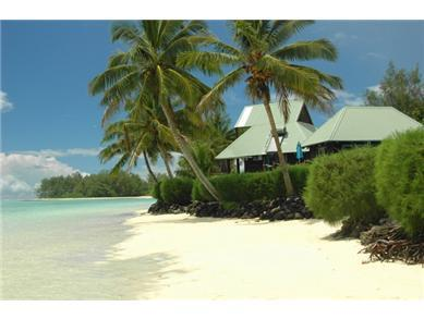 Beach outside Sokala Villas - Sokala Villas - Muri Beach, Rarotonga - Cook Is - Ngatangiia - rentals