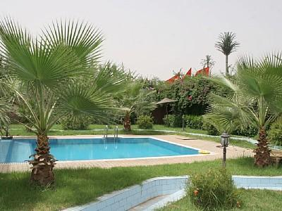 7 bedrooms, private pool, in center of Marrakesh - Image 1 - Marrakech - rentals