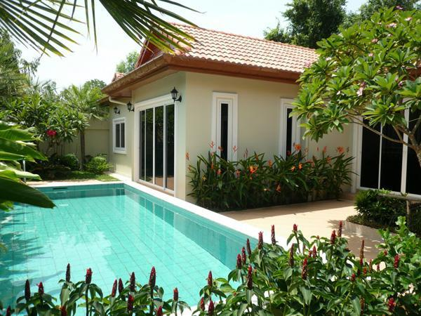 GRAND CONDOTEL VILLA with Private Pool - Image 1 - Pattaya - rentals