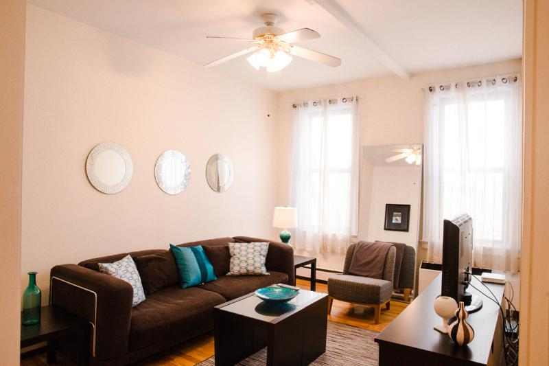 Sunny/Spacious 3BR in Chelsea near the High line! - Image 1 - New York City - rentals