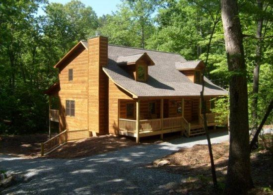 Welcome to Dream Catcher - Huge 6 Bed Room Cabin on a Large Lot with Game Room and Fire Pit - World - rentals