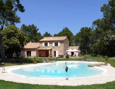 Holiday rental Villas Rognes (Bouches-du-Rhône), 340 m², 5 650 € - Image 1 - Rognes - rentals