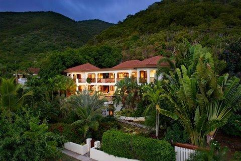 Loblolly Villa nestled in tropical gardens - LOBLOLLY VILLA VIRGIN GORDA BVI - Virgin Gorda - rentals