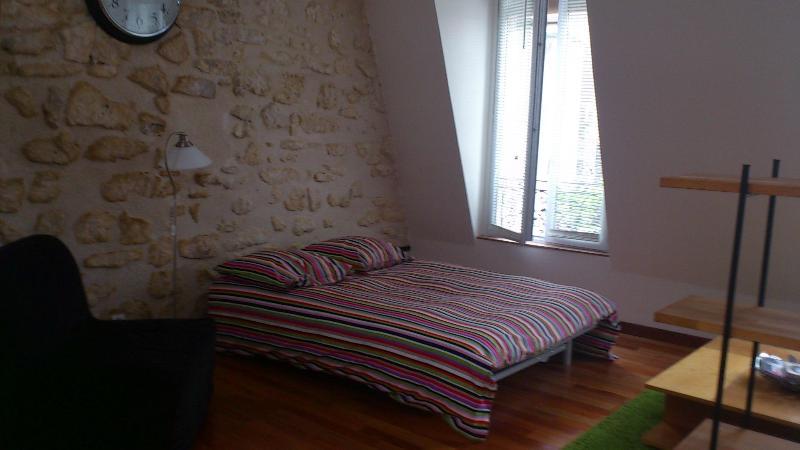 Mouffetard Studio in the Latin Quarter of Paris - Image 1 - Paris - rentals