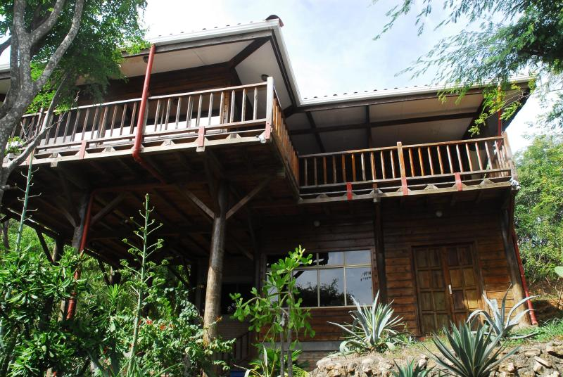 Casa Payacalli Exterior View - Playa Coco Ocean View Vacation Rental (Payacalli) - San Juan del Sur - rentals