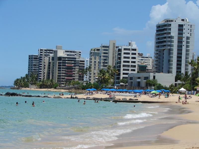 Diplomat Condominium - Luxury Suite PH5 by Condado - Image 1 - San Juan - rentals