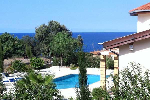 The Lookout - Spacious seaside villa & pool in unspoiled Kayalar - Kyrenia - rentals