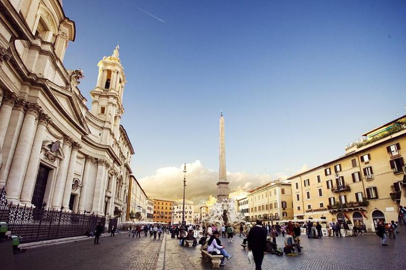 """Navona Square -""""Charming and Spacious Apartment"""" - Image 1 - Rome - rentals"""