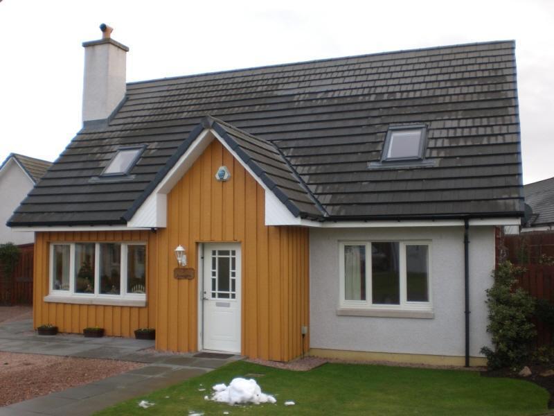 Avonglen: Front of House - Avonglen 5 Star Self Catering - Aviemore - rentals