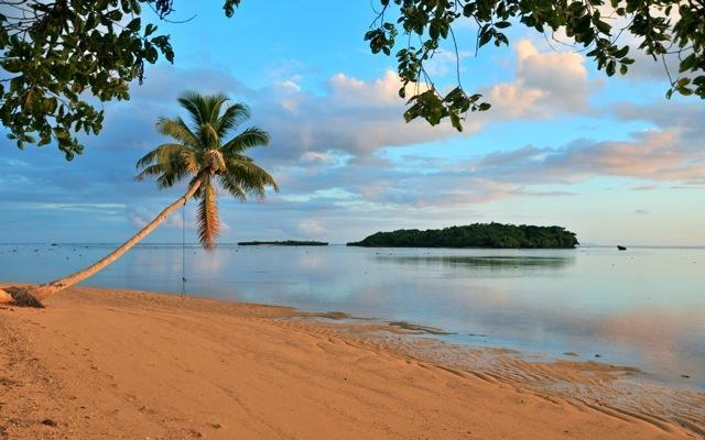 The beach at Sunset - The ultimate beach bungalow! - Savusavu - rentals