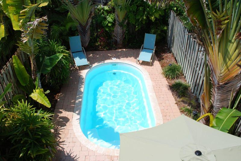 Extremely Private Custom Pool - Villa Largo Fantatsic Pool Beach Home! 3 Blks to Bch! Sleeps 8 - Lauderdale by the Sea - rentals