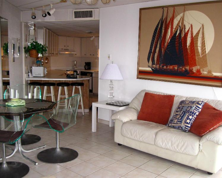 Cozy and Bright - Aquarius Sunset Condo on the Beach - South Padre Island - rentals