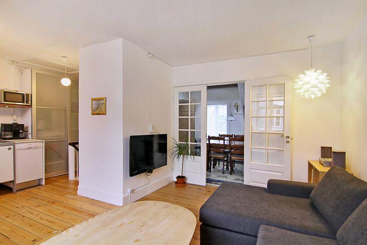 Wiedeweltsgade Apartment - Large Copenhagen apartment with cosy courtyard - Copenhagen - rentals